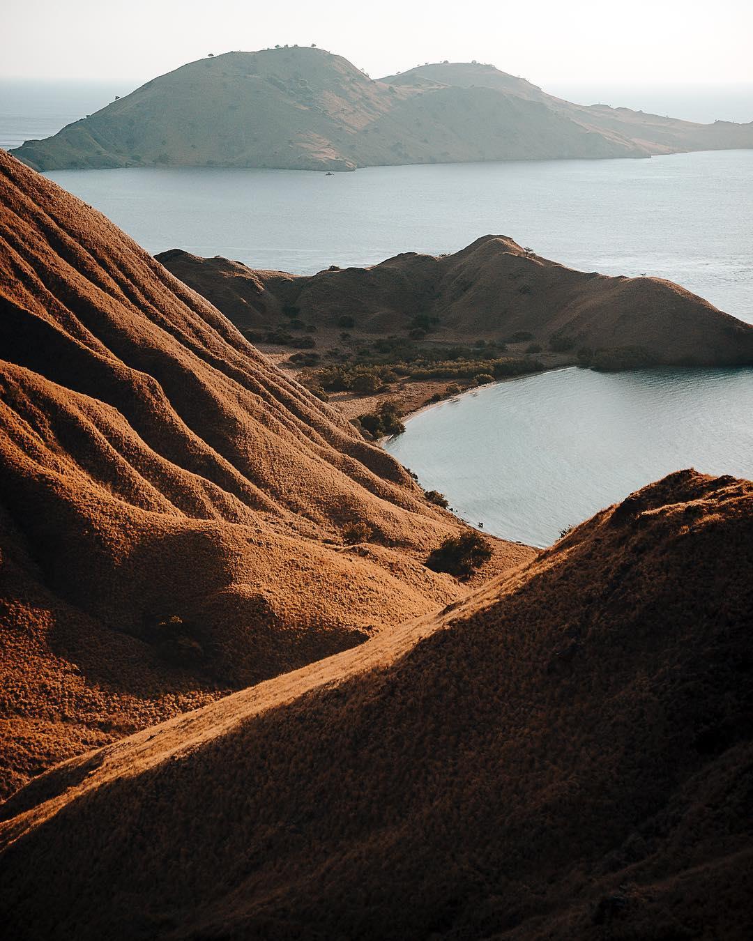 Природа и путешествия на снимках Ллойда Эванса