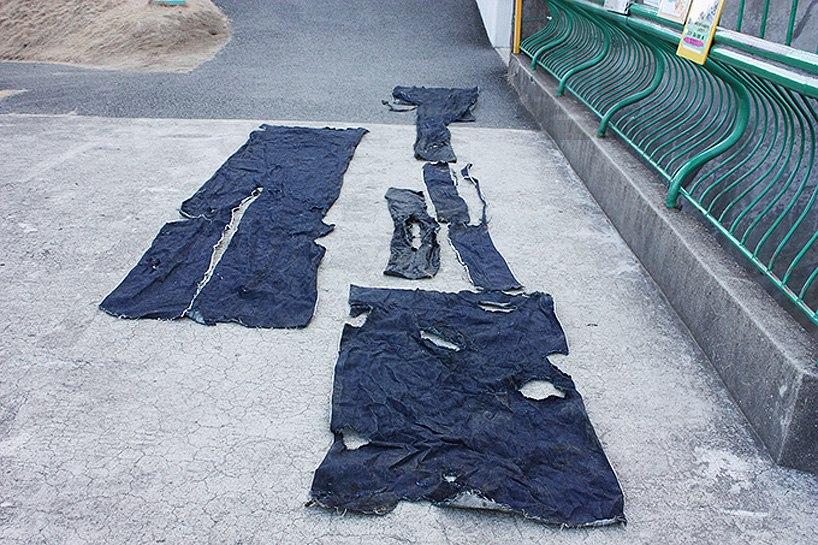 Дизайнерские джинсы, которые рвали хищники