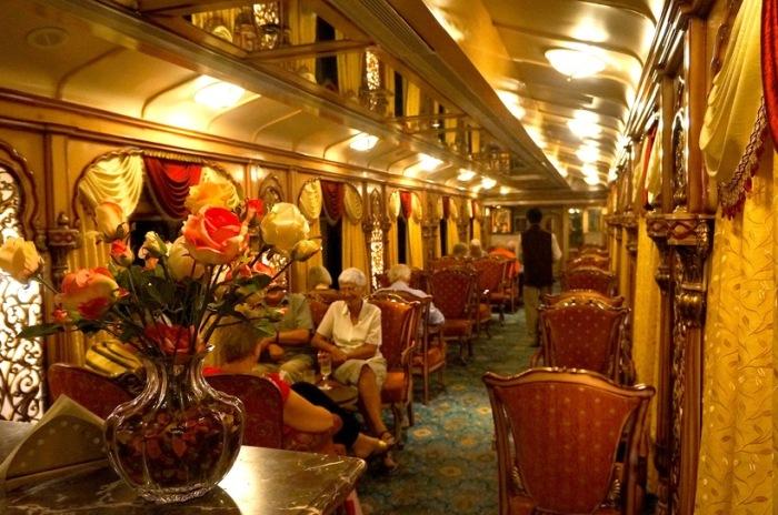 Самые роскошные поезда в мире