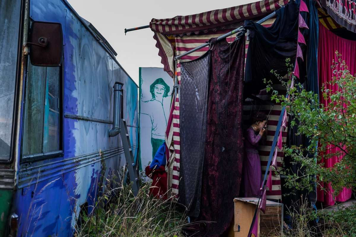Жизнь большой общины скваттеров Амстердама
