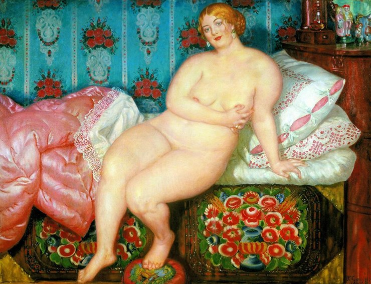 Кем были женщины со знаменитых картин русских художников