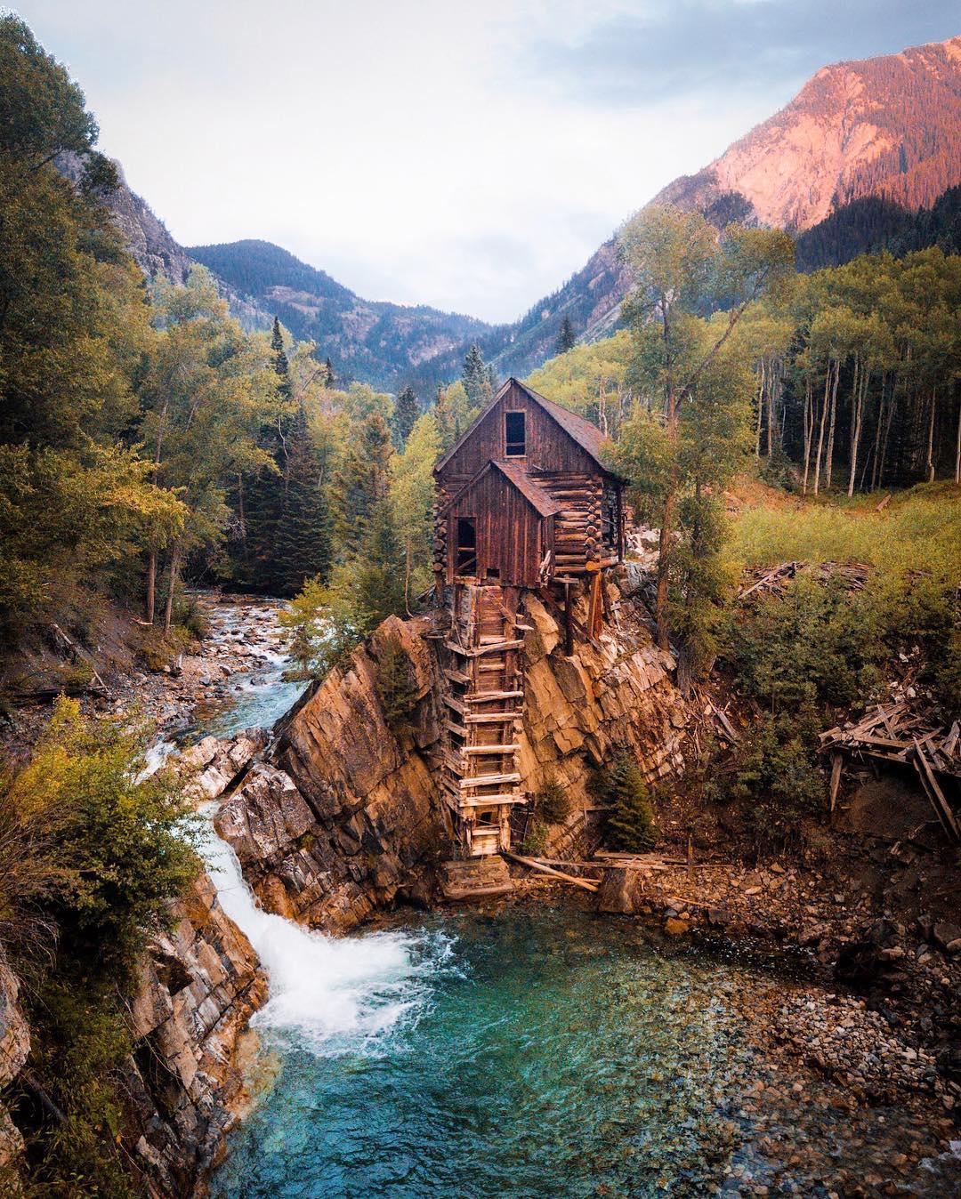 Природа и путешествия на снимках Райана Ресатка