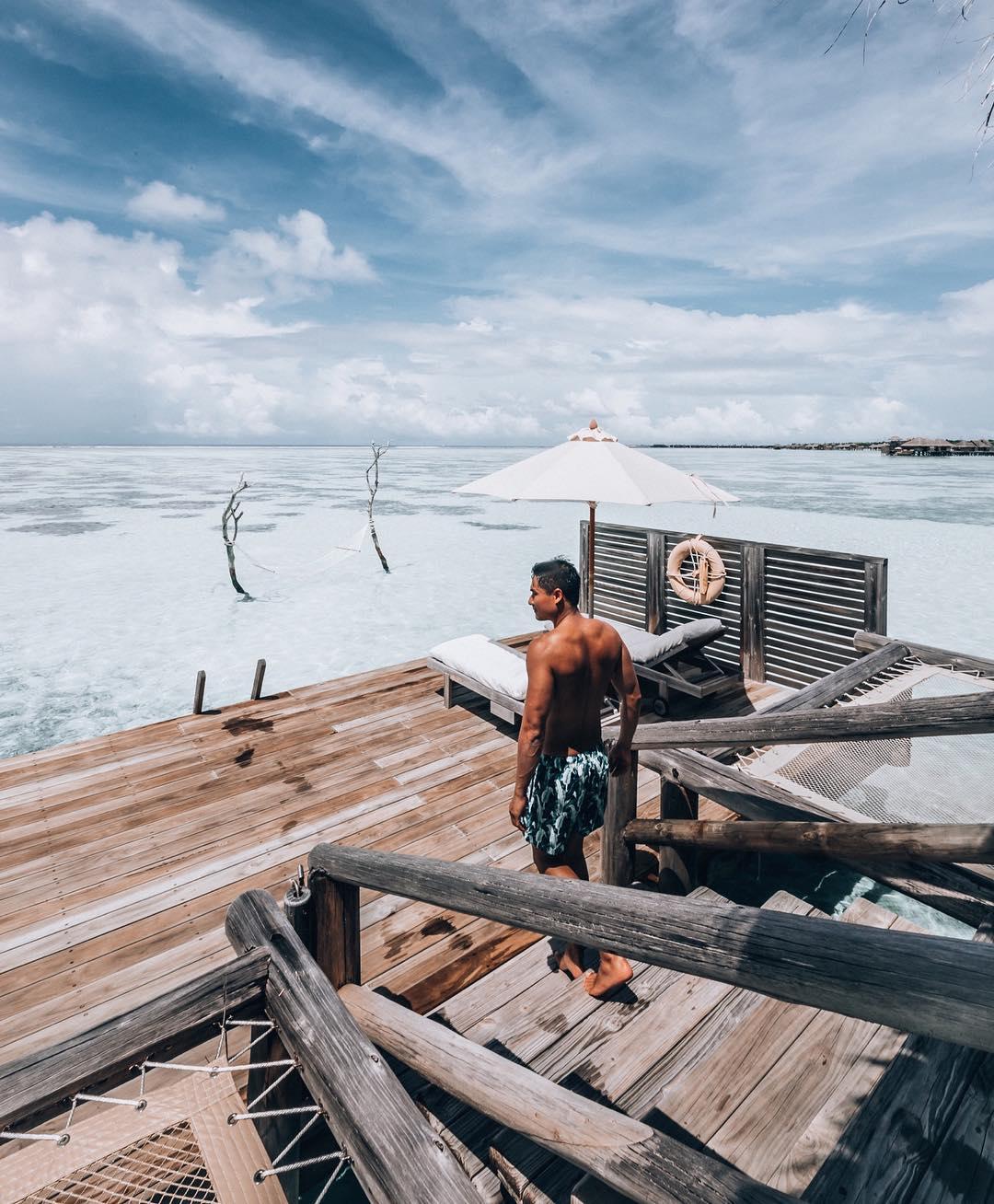Пейзажи и путешествия на снимках Микки Теназаса