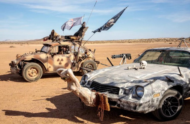 Wasteland Weekend - фестиваль для фанатов Безумного Макса