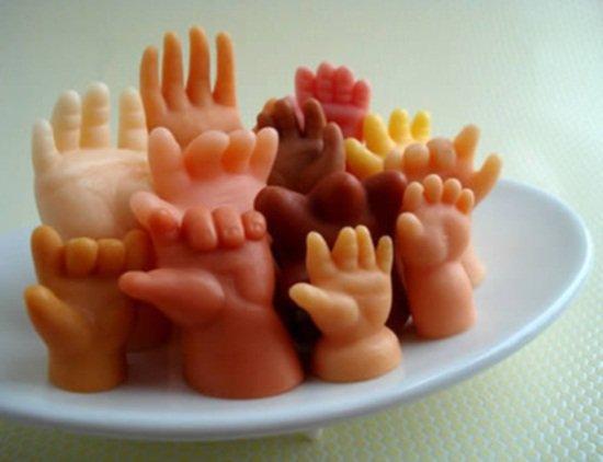 Самое необычное и странное мыло