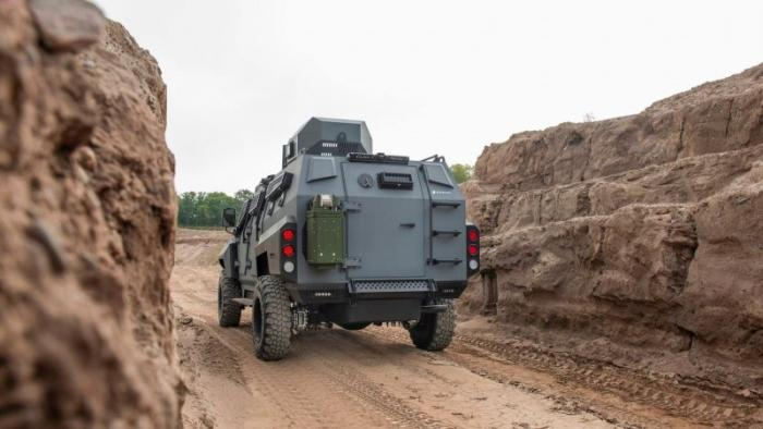 Senator APC - броневик для апокалипсиса из Канады