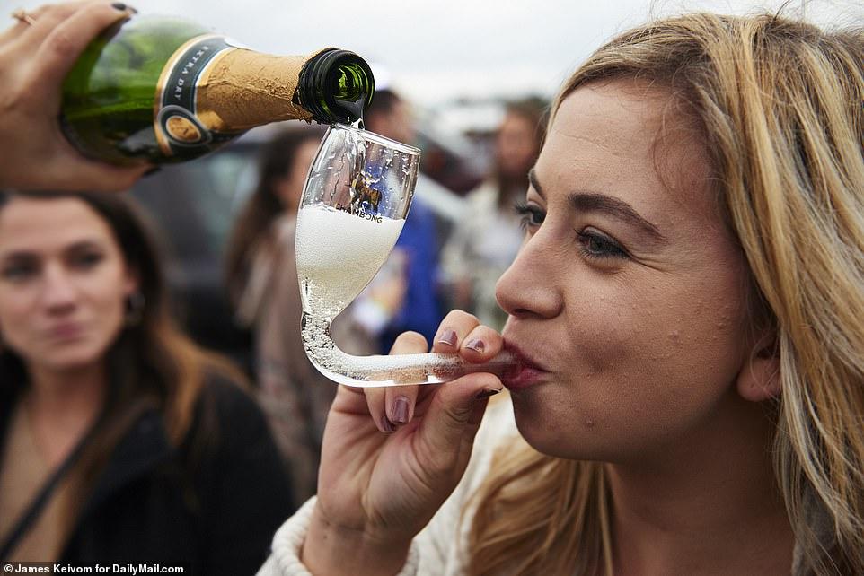 Ежегодные пьяные скачки в Нью-Джерси