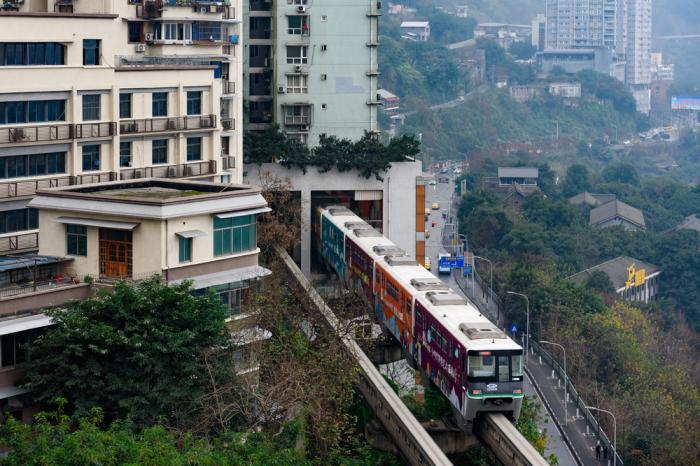 Самые необычные железные дороги