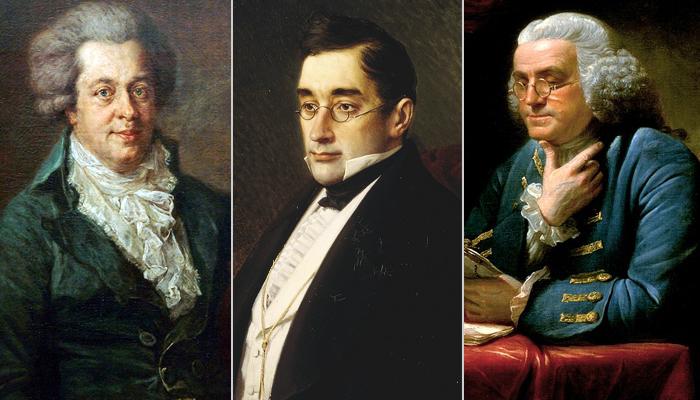 Неизвестные таланты известных личностей