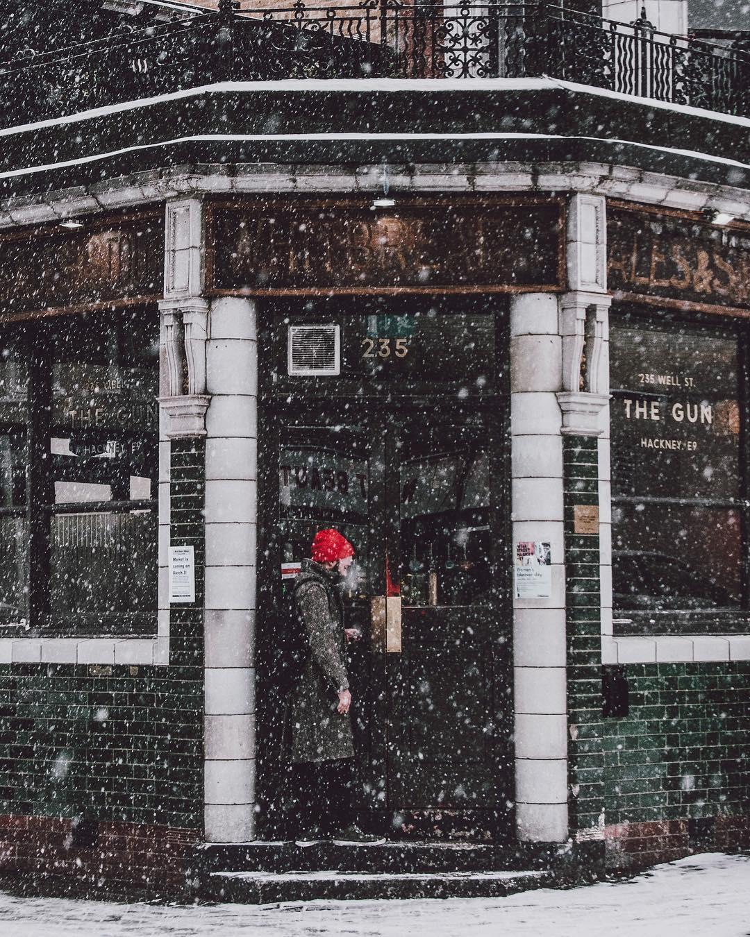 Уличные фотографии от Марека Калхуса
