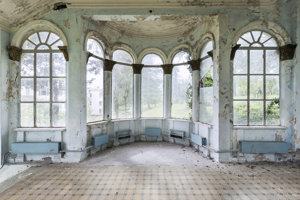 Заброшенные советские санатории и курорты