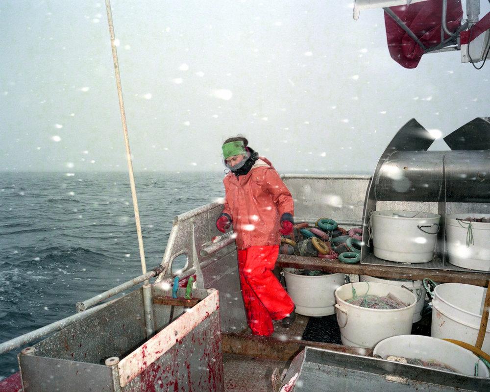 Фотограф Тим Франко уехал в рыбацкую деревню в Норвегии