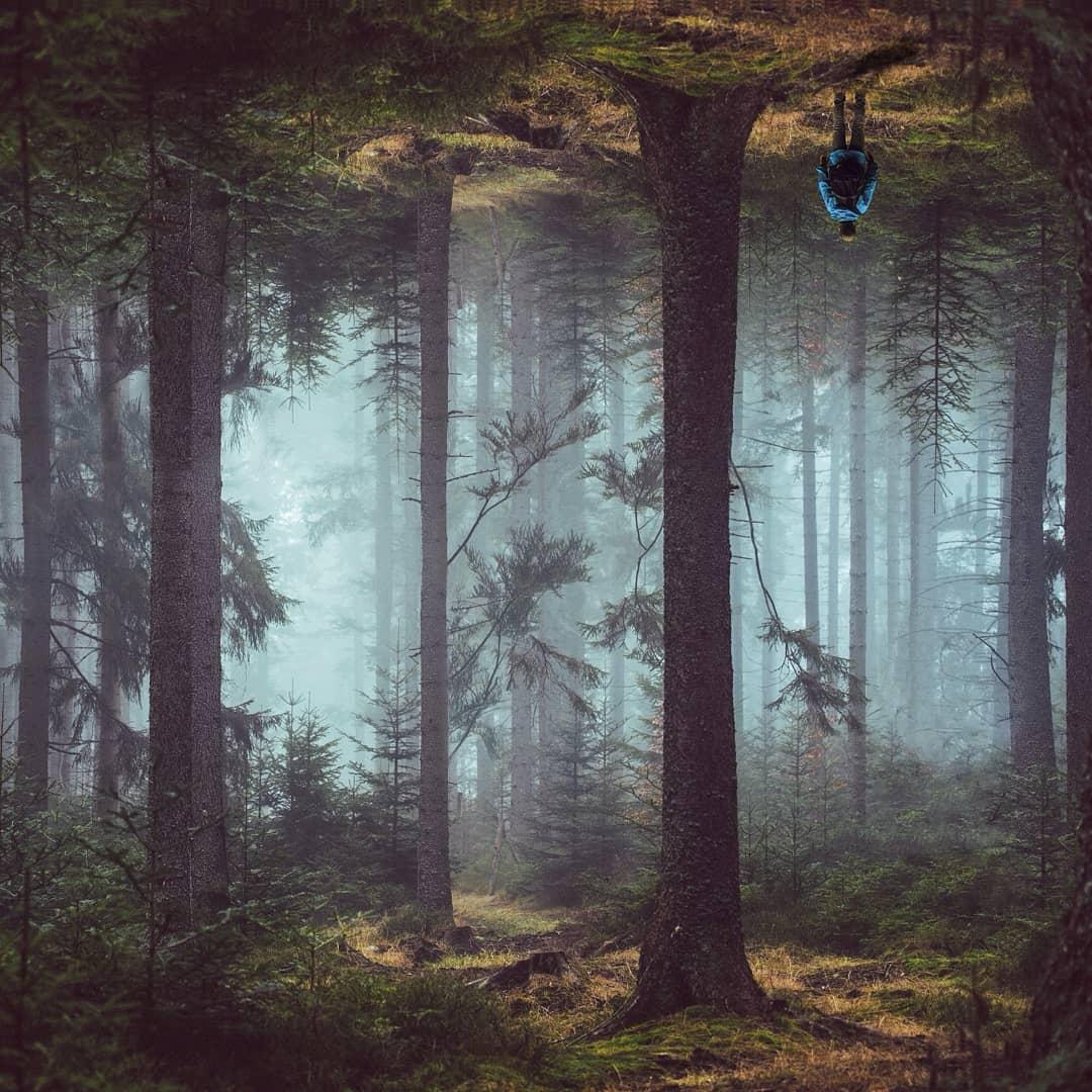 Сюрреалистические фотоманипуляции от Диого Сампайо