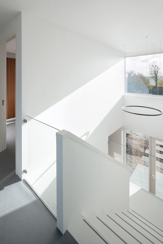 Минималистский дом в Нидерландах