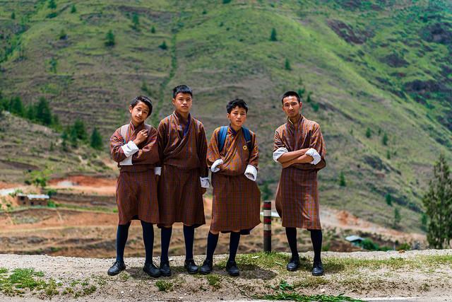 8 стран, в которых юбка - это признак мужественности