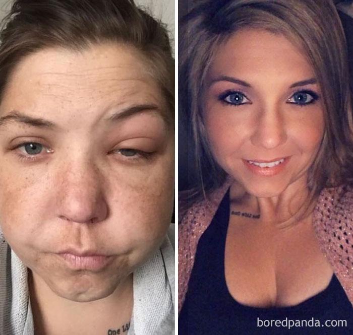 Как изменилась внешность девушек, которые отказались от вредных привычек