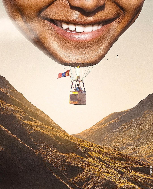 Сюрреалистические фотоманипуляции от Хасана Хаджила
