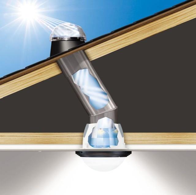 Для чего нужен солнечный колодец и как он работает