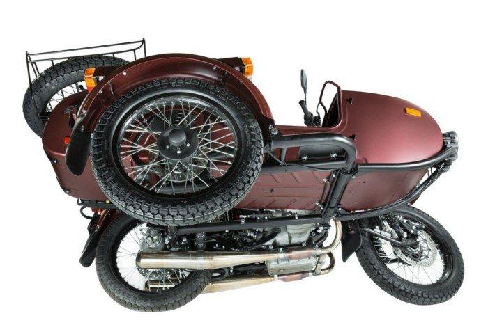 Урал представил новый мотоцикл 2019 года