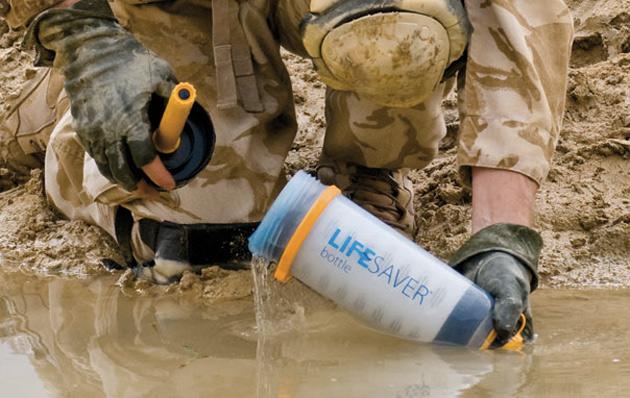 Как правильно употреблять воду в условиях выживания