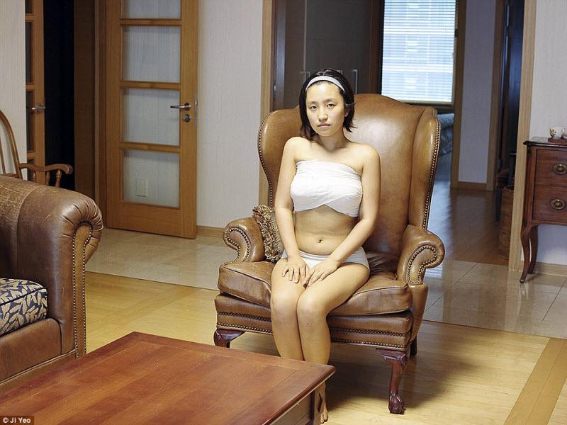 На что идут кореянки, чтобы стать похожими на европейских женщин