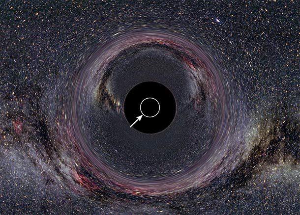 16 любопытных фактов о черных дырах