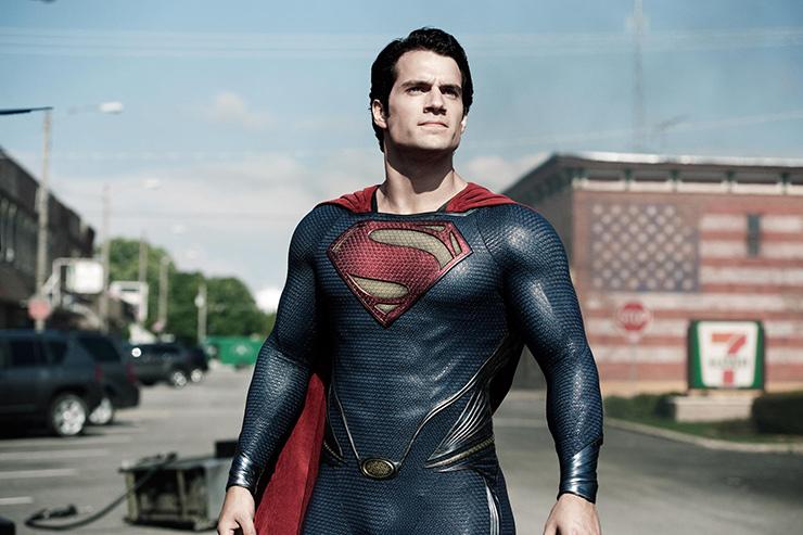 Актеры, сыгравшие Супермена в кино