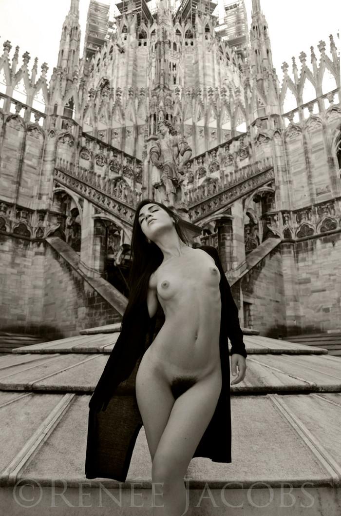 Ультра чувственный женский мир от Рене Джейкобс