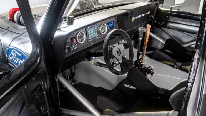 900-сильный Ford F-150 - новый автомобиль Кена Блока