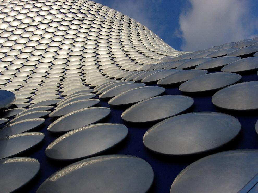 Необычные здания планеты