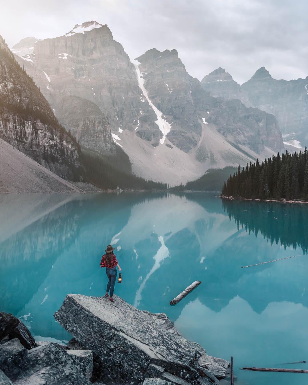 Пейзажи и приключения на снимках Джесса Бонде