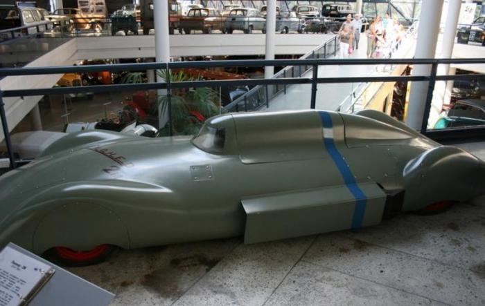 Советский болид Пионер