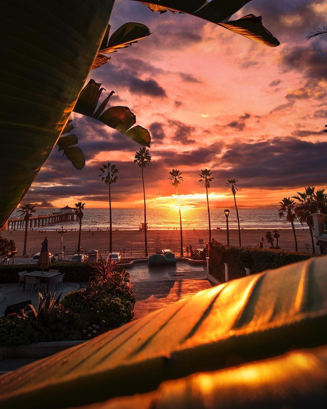Пейзажные и уличные снимки Калифорнии от Нейта Кэрролла