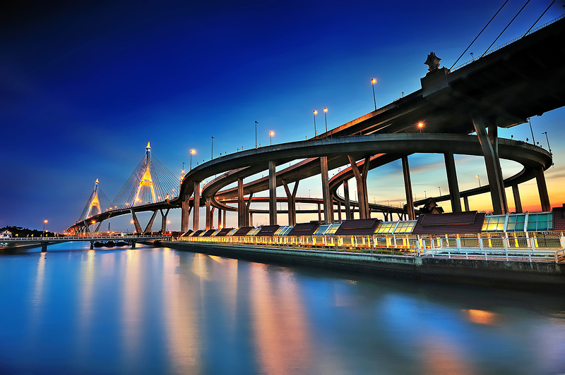 Самые длинные в мире мосты