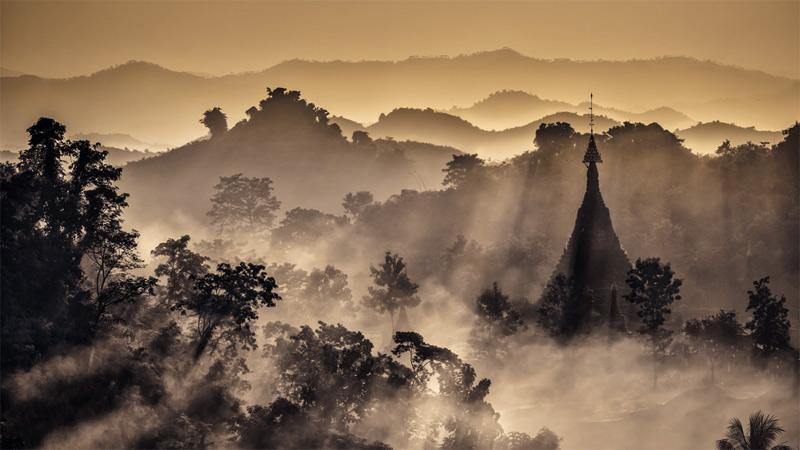 Загадочная страна Юго-Восточной Азии