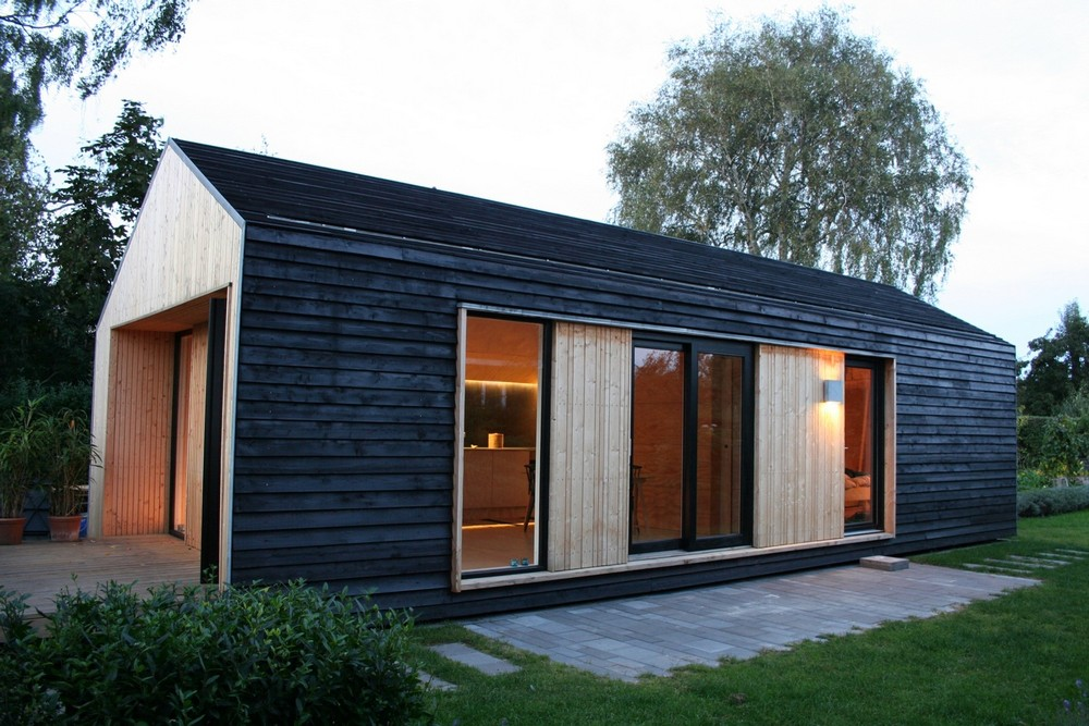 Садовый дом в Дании