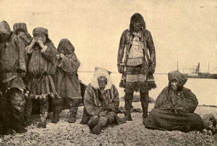 Как и чем воевали чукчи с соседними народами