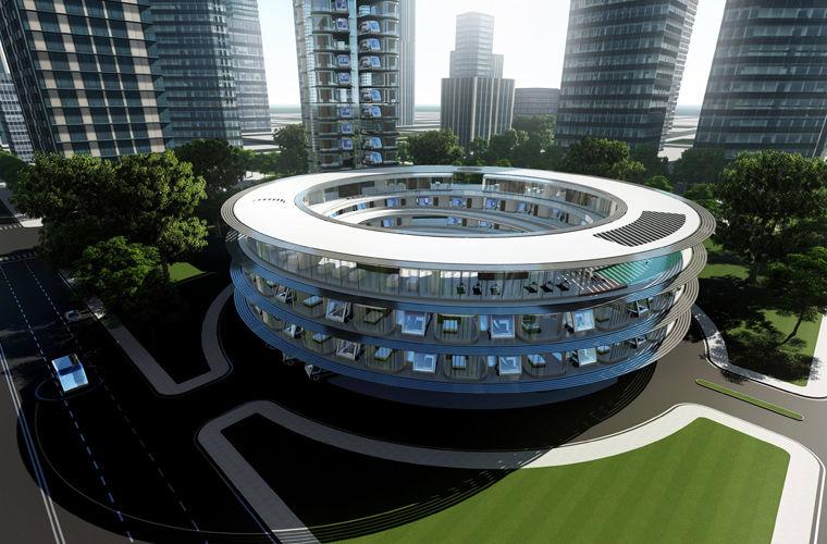 Каким станет номер в отеле будущего