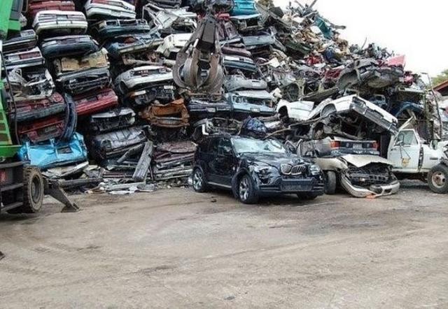 Как утилизируют BMW