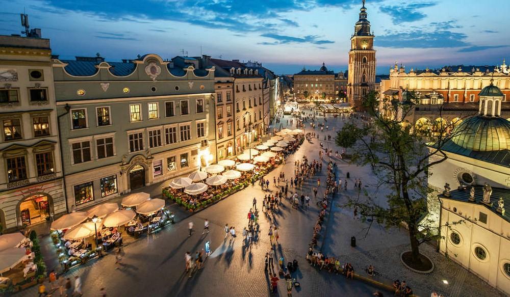 Самые грязные города Европы в 2018 году