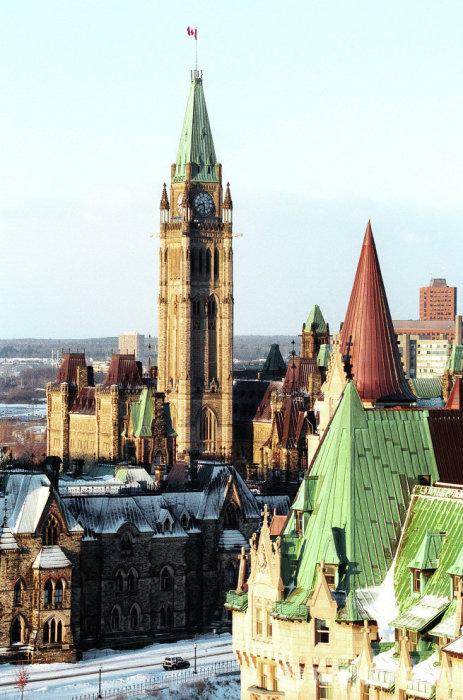 Знаменитые часовые башни в разных странах