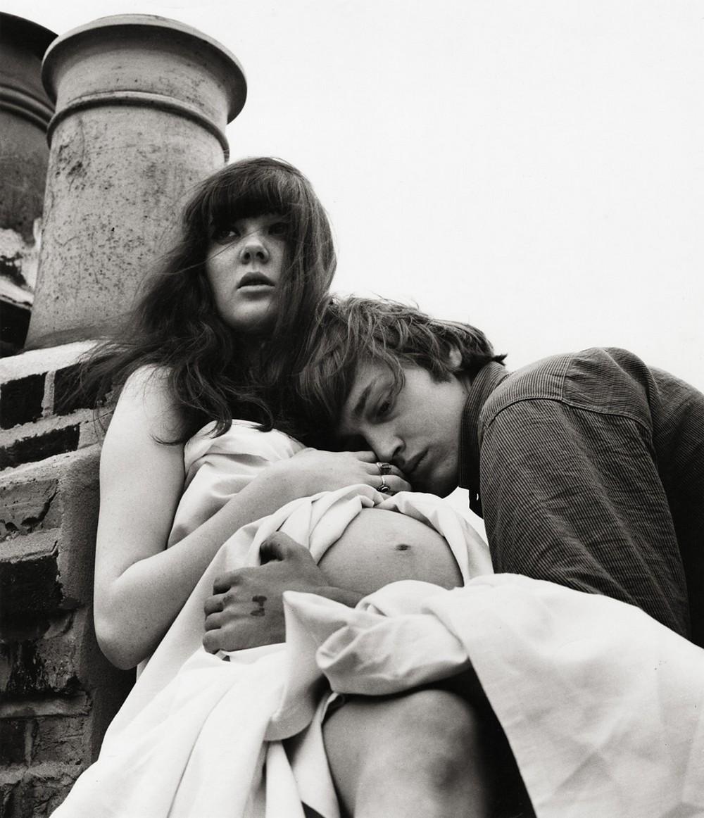 Хиппи и мода 1960-х на снимках Фрэнка Хабихта