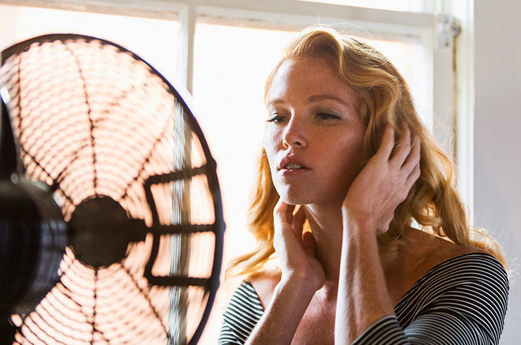 Причины постоянного ощущения жара