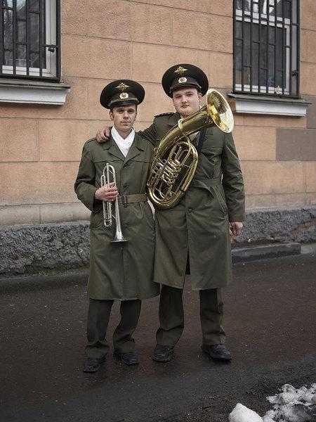 Русская Лапландия на снимках французского фотографа