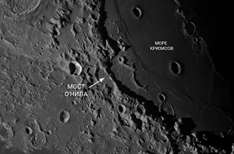 10 главных достопримечательностей Луны