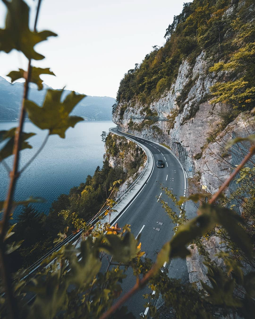 Природа и путешествия на снимках Томаса Джуенманна