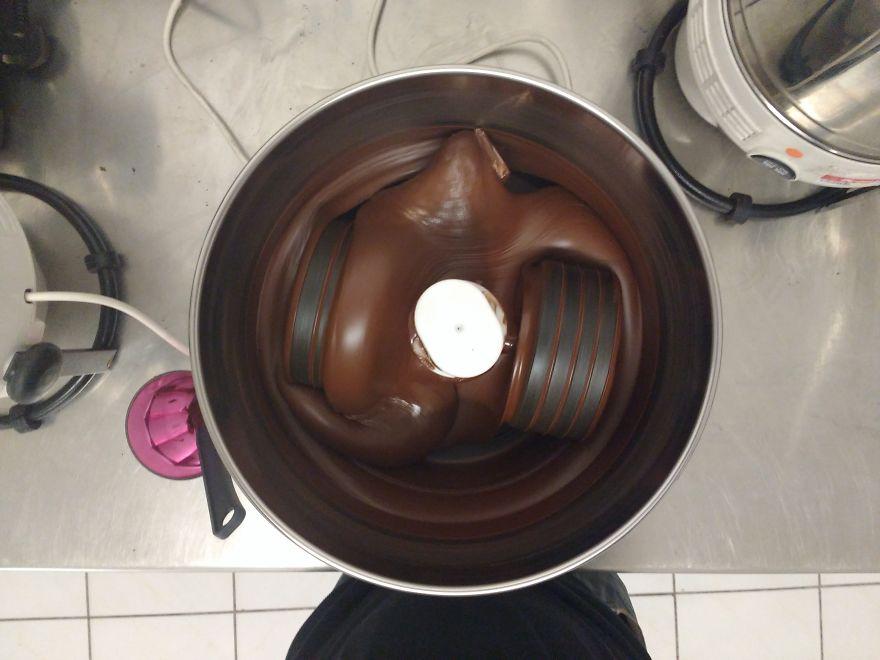 Как и из чего делают шоколад
