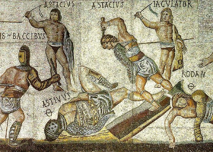 Правда и мифы о гладиаторских боях