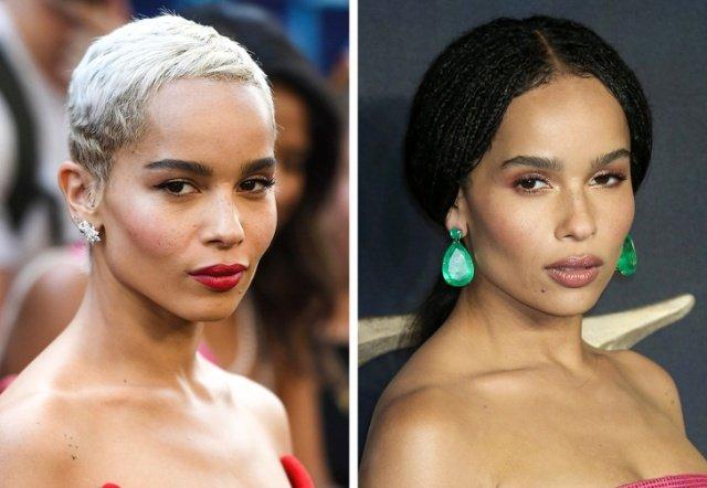 Знаменитости, которые кардинально изменили цвет волос