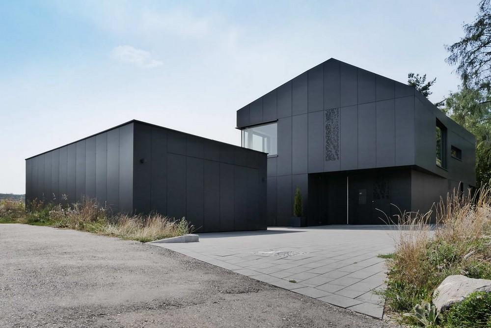 Чёрный дом в Германии